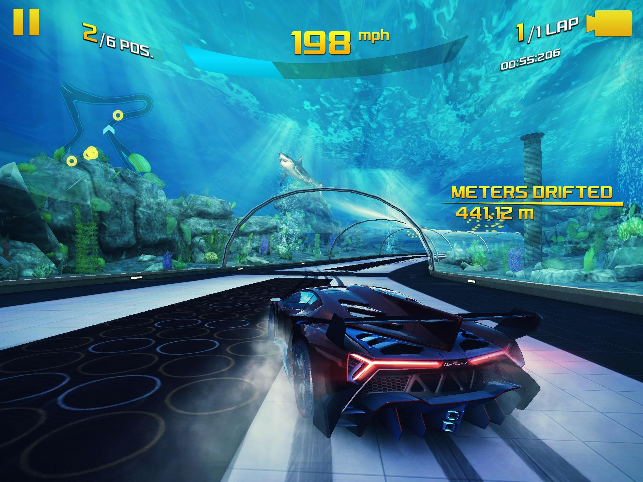 Asphalt 8 Airborne Apk Download The Best Android 3d Racing Game