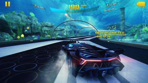 Asphalt 8 screenshot 5