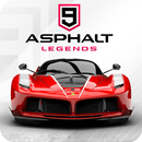 Asphalt 9: Legends - 2018's New Arcade Racing Game aplikacja