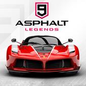 Asphalt 9 icono