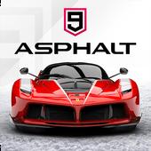 Asphalt 9 icône