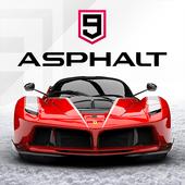 Asphalt 9 आइकन
