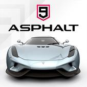 تحميل لعبة اسفلت 9 افضل لعبة سباق apk للاندرويد اخر اصدار asphalt 9