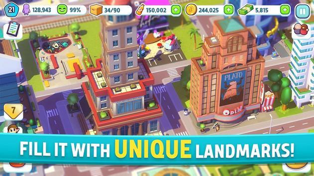 City Mania~ゆかいな仲間と街づくり~ スクリーンショット 1