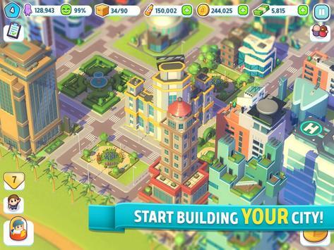 City Mania~ゆかいな仲間と街づくり~ スクリーンショット 6