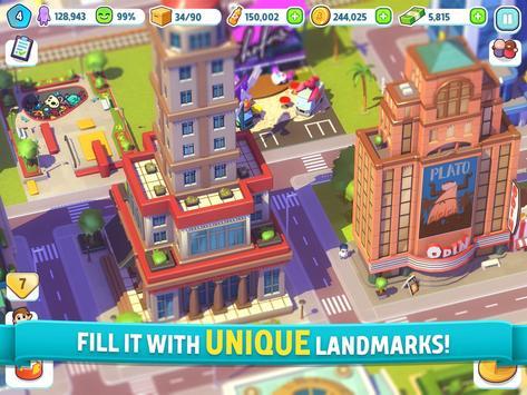 City Mania~ゆかいな仲間と街づくり~ スクリーンショット 7