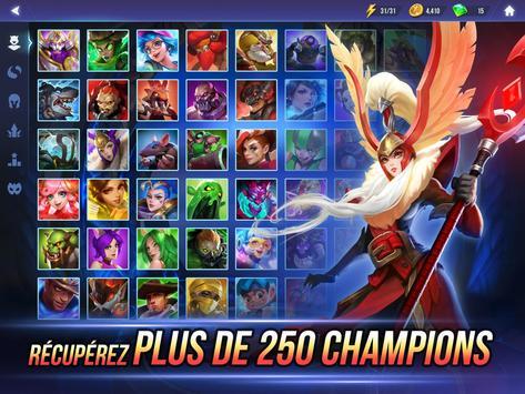 Dungeon Hunter Champions: De l'Action RPG en ligne capture d'écran 13