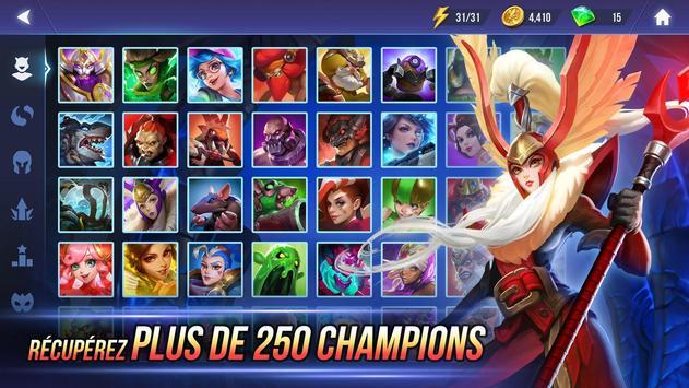 Dungeon Hunter Champions: De l'Action RPG en ligne capture d'écran 1