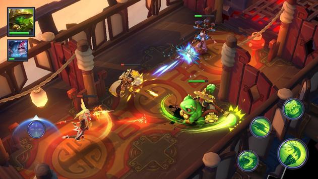 Dungeon Hunter Champions: De l'Action RPG en ligne capture d'écran 5