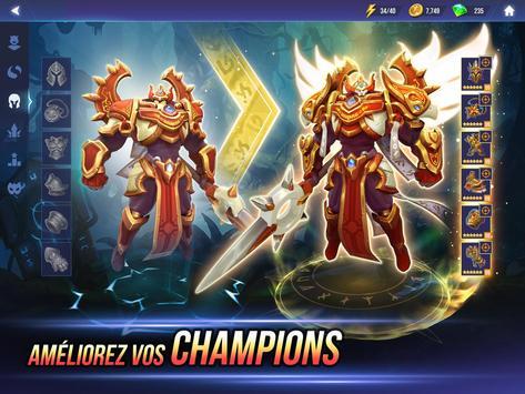Dungeon Hunter Champions: De l'Action RPG en ligne capture d'écran 8
