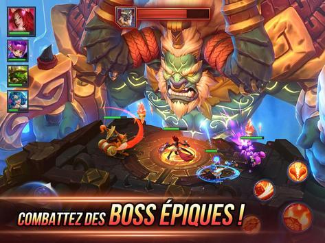 Dungeon Hunter Champions: De l'Action RPG en ligne capture d'écran 9