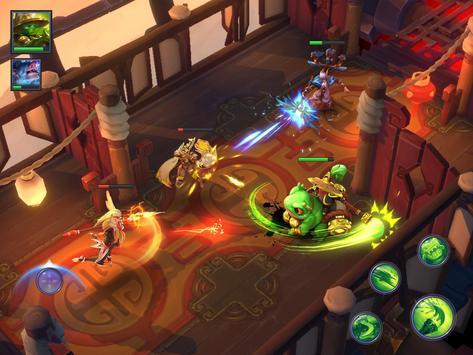 11 Schermata Dungeon Hunter Champions: Epic Online Action RPG