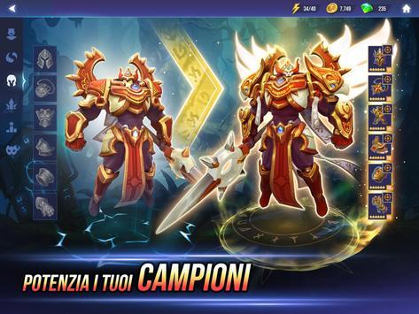 8 Schermata Dungeon Hunter Champions: Epic Online Action RPG