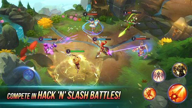 Dungeon Hunter Champions: Epic Online Action RPG bài đăng