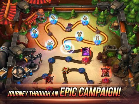 Dungeon Hunter Champions: Epic Online Action RPG ảnh chụp màn hình 16
