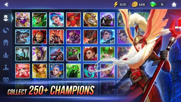 Dungeon Hunter Champions: Epic Online Action RPG ảnh chụp màn hình 1