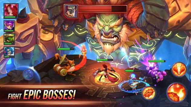 Dungeon Hunter Champions: Epic Online Action RPG ảnh chụp màn hình 3