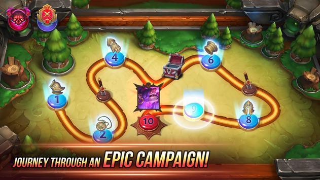 Dungeon Hunter Champions: Epic Online Action RPG ảnh chụp màn hình 4
