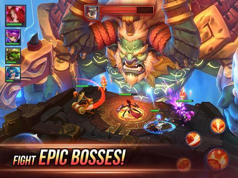 Dungeon Hunter Champions: Epic Online Action RPG ảnh chụp màn hình 9