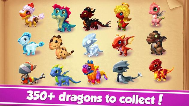 Dragon Mania Legends poster
