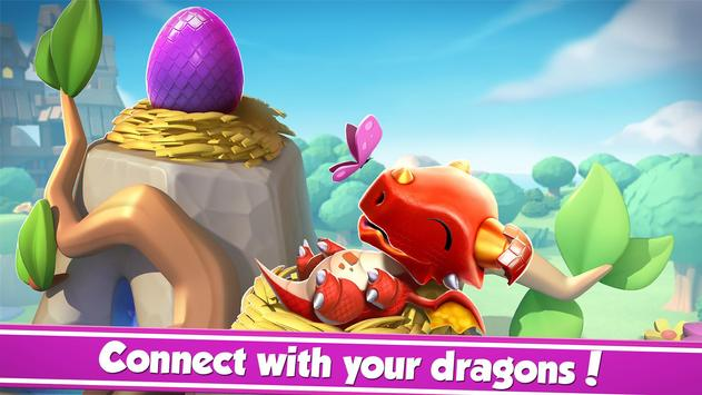 Dragon Mania Legends - Animal Fantasy screenshot 1
