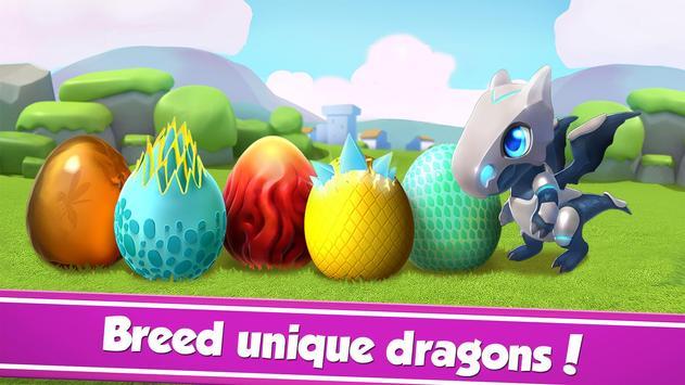 Dragon Mania Legends - Animal Fantasy screenshot 2