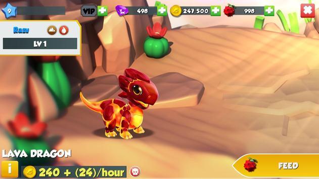 Dragon Mania Legends - Animal Fantasy screenshot 5