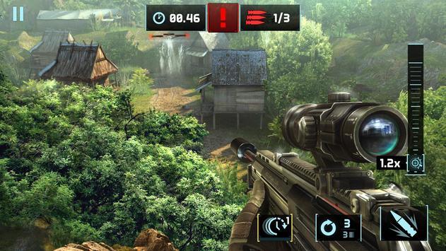 Sniper Fury تصوير الشاشة 11