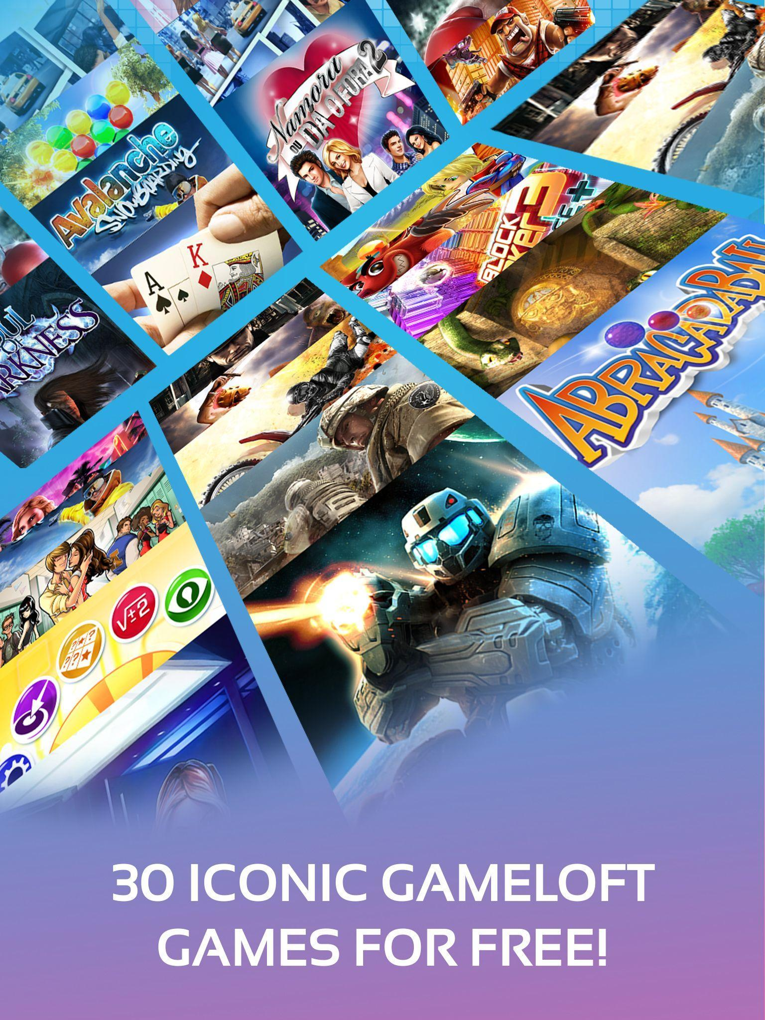 Gameloft Classics For Android Apk Download