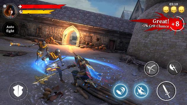 أيرون بلايد: أساطير العصور الوسطى تصوير الشاشة 7