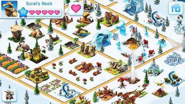 Ice Age Village screenshot 11