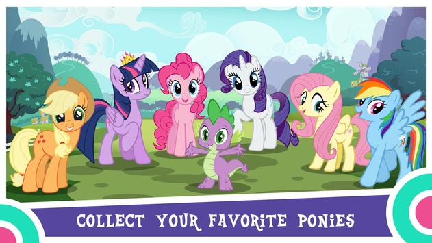 MY LITTLE PONY: Magic Princess poster