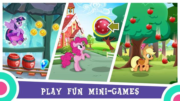 MY LITTLE PONY: Magic Princess screenshot 3