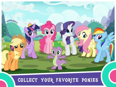 MY LITTLE PONY: Magic Princess screenshot 6