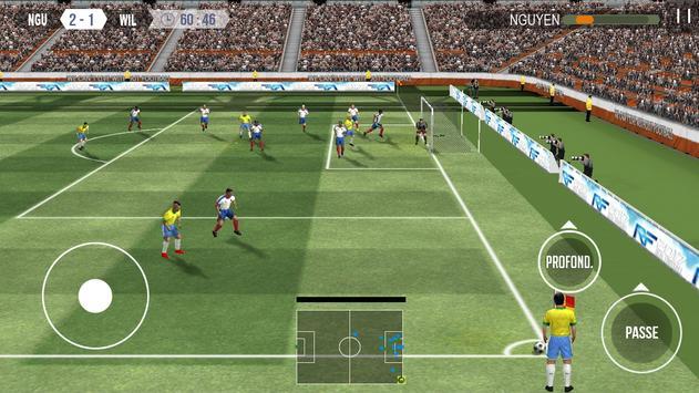Real Football capture d'écran 17