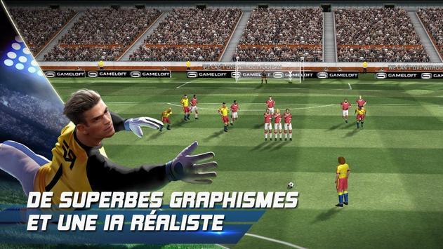 Real Football capture d'écran 13