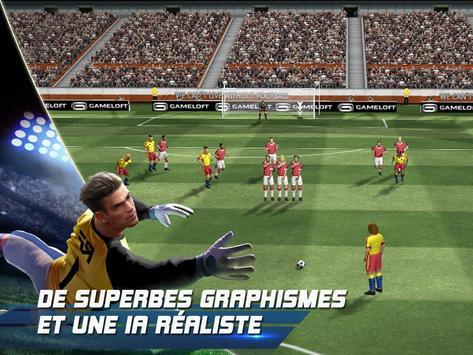 Real Football capture d'écran 1