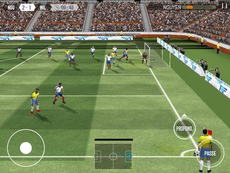 Real Football capture d'écran 3