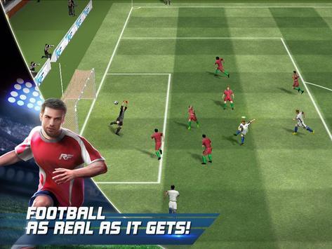 Real Football poster