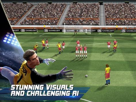 Real Football imagem de tela 1