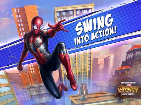 MARVEL Spider-Man Unlimited poster