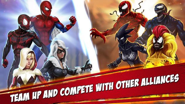 MARVEL Spider-Man Unlimited screenshot 10