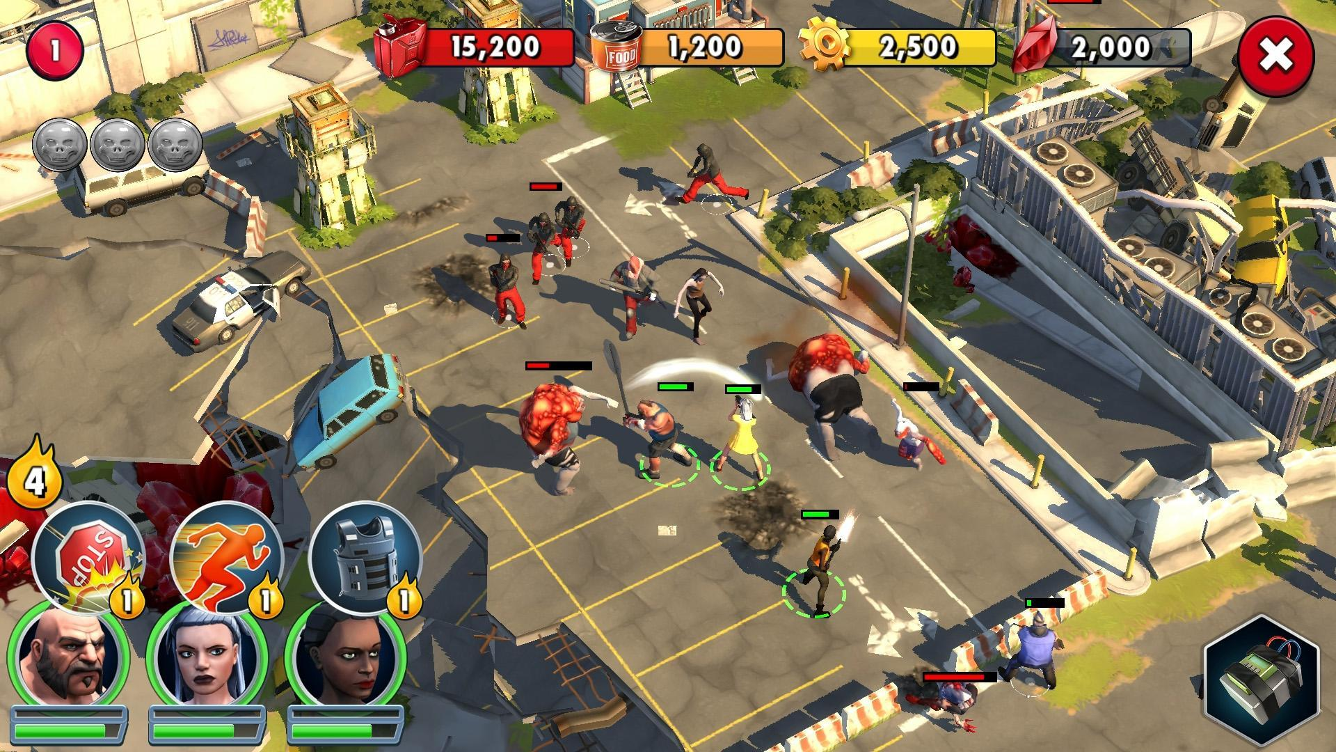 Hasil gambar untuk game android zombie anarchy survival strategy game