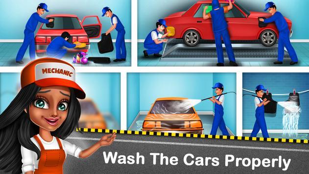 Car Garage Tycoon - Simulation Game poster