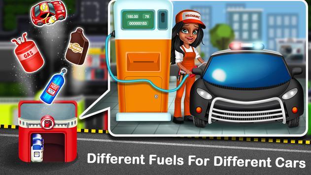 Car Garage Tycoon - Simulation Game screenshot 1