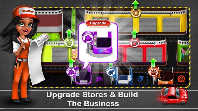 Car Garage Tycoon - Simulation Game screenshot 2