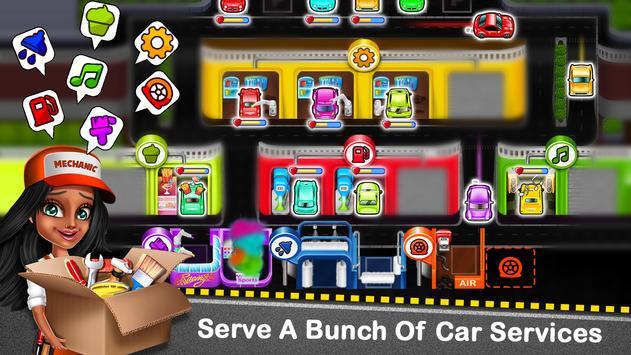 Car Garage Tycoon - Simulation Game screenshot 4