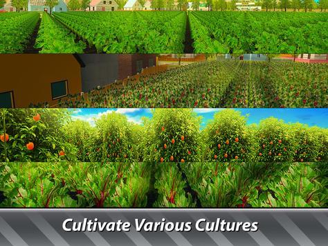 🚜 Farm Simulator: Hay Tycoon capture d'écran 10