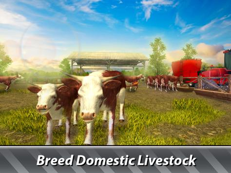 🚜 Farm Simulator: Hay Tycoon capture d'écran 11