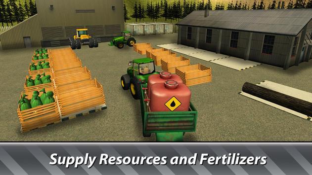 農家シミュレーター:ヘイ・タイクーン - 作物の栽培と販売! スクリーンショット 15